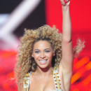 Beyoncé Knowles à X-Factor M6