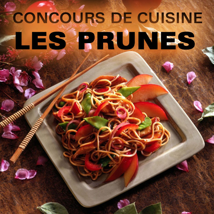 chutney de prunes rouges
