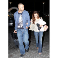 Photo : Eva Longoria et son mari Tony Parker