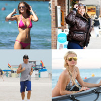 Mariah Carey, Ashton Kutcher... : o les stars ont-elles pass les vacances d&#039;hiver ?