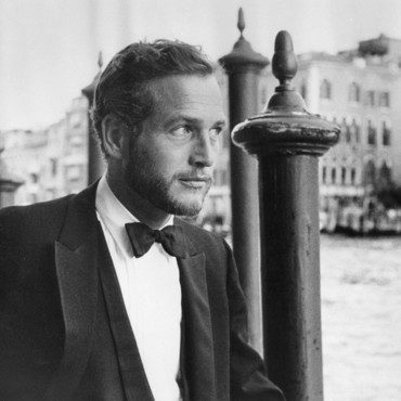 people : Paul Newman à Venise