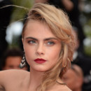 Cara Delevingne à la projection de The Search au Festival de Cannes 2014 le 21 mai 2014