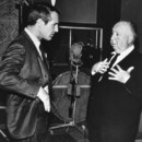 people : Paul Newman et Alfred Hitchcock