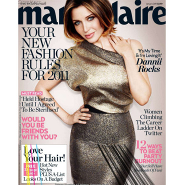 Couv Marie-Claire UK