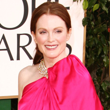 Julianne Moore aux Golden Globes