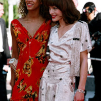 Photo : Noémie Lenoir, Milla Jovovich