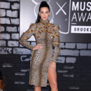 Katy Perry aux MTV VMA à New York le 25 août 2013.