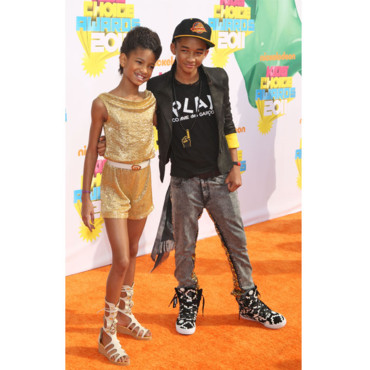 Kids Choice Awards Willow et Jaden Smith