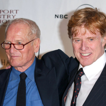 people : Paul Newman et Robert Redford
