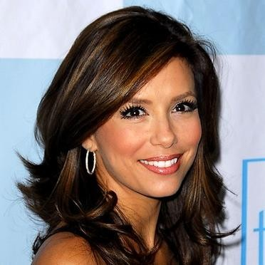 eva longoria les cheveux longs 2680007_1350 - Coloration Chatain Dor