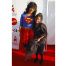 Jada Pinkett Smith en superwoman de charme avec sa fille Willow.