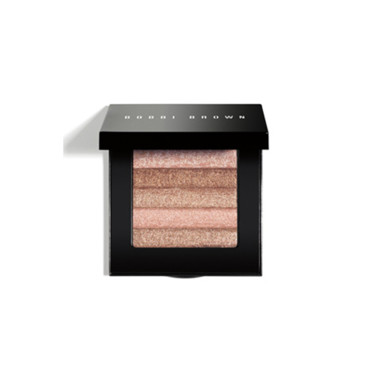 Rose shimmer brick compact, Bobbi Brown à 45 euros