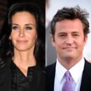 Courteney Cox et Matthew Perry