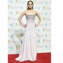 Jennifer Lawrence aux bafta-awards-robe-dior