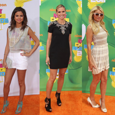 Kids Choice Awards montage best of
