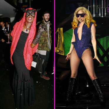 Lady Gaga vs Grace Jones