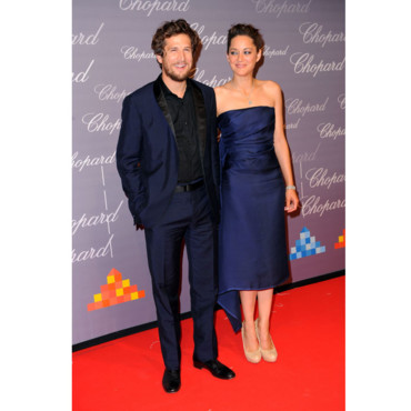 Guillaume Canet et Marion Cotillard..