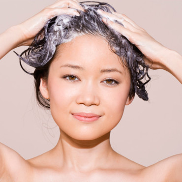 Soins cheveux : shampooing