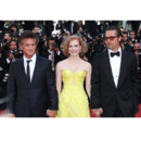 Casting Brad Pitt Sean Penn Jessica Chastain Cannes 2011 montée des marches Tree of Life