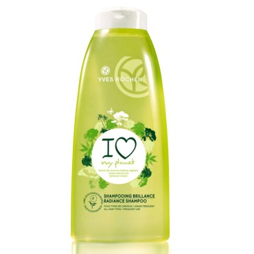 Shampooing brillance Ecolabel - Yves Rocher - 4,50 € les 300 ml