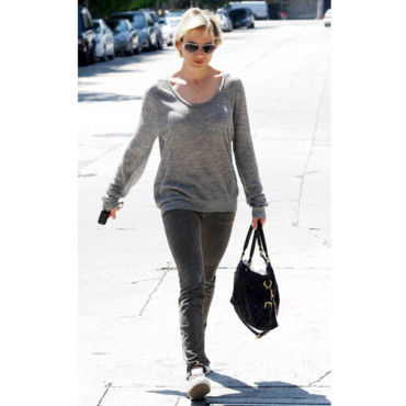 Star et son sac - Renee Zellweger