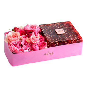 Le coffret Lady Rose by Dani de Lenôtre