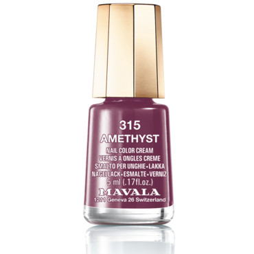 Vernis à ongles Amethyst MAVALA collection sublime à 5,40 euros