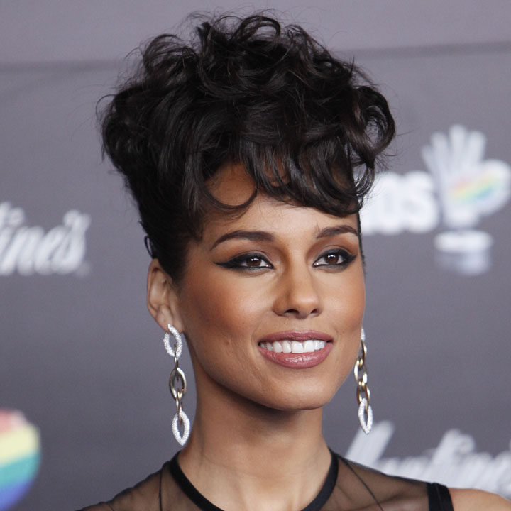 coupe courte alicia keys