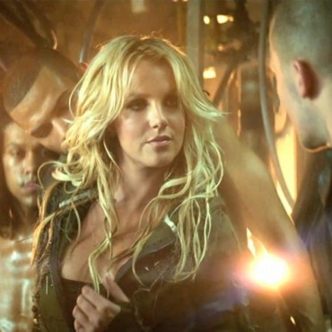Britney Spears dans le clip de &quot;Till the Word Ends&quot;