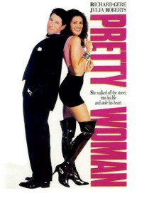 Pretty Woman : Richard Gere et Julia Roberts
