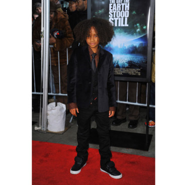 Jaden Smith plus chevelu que jamais
