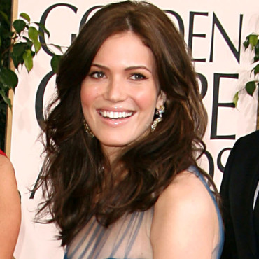 Mandy Moore aux Golden Globes
