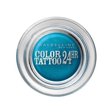Fard à paupières Color Tatoo 24h – Turquoise For Ever, Gemey-Maybelline