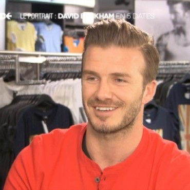 Le portrait : David Beckham en 5 dates