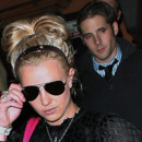 People : Britney Spears et Michael Marchand