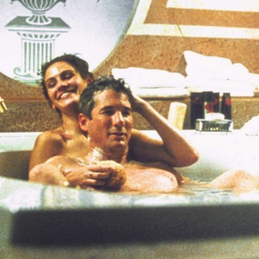 people : Julia Roberts et Richard Gere dans Pretty Woman