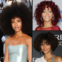 Halle Berry, Rihanna... Les stars adeptes de la coupe afro