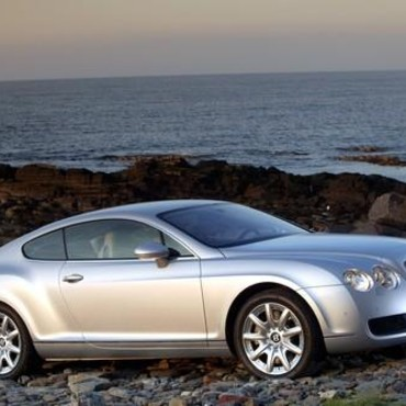 Bentley continental GT2