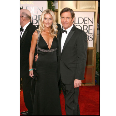 Dennis Quaid et Kimberly