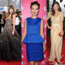 Olivia Wilde glamour sur tapis rouge