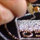 Broderies haute couture