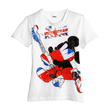 T-shirt Mickey Rock - C&A