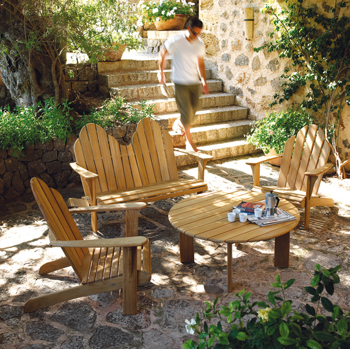 Entretenir un salon de jardin en teck astuces d co - Salon de jardin made in france ...