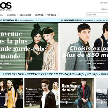 Capture asos