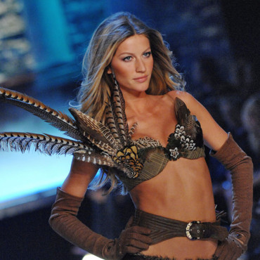 Gisele Bundchen Victoria's Secret