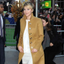 Jennifer Lawrence à Good Morning America le 22 nov 2013 New York