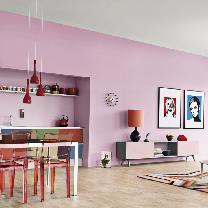 les nouvelles peintures la mode la peinture barbe papa agatha ruiz de la prada by bondex. Black Bedroom Furniture Sets. Home Design Ideas