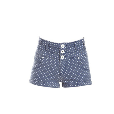 Le short à pois New Look 25 euros