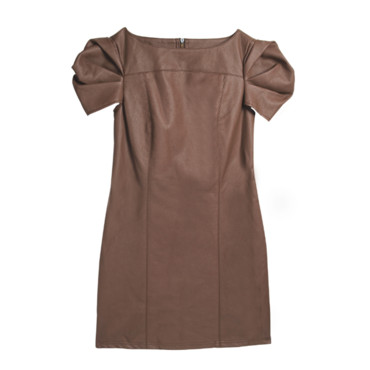 Robe immitation cuir Jennyfer 29,99e