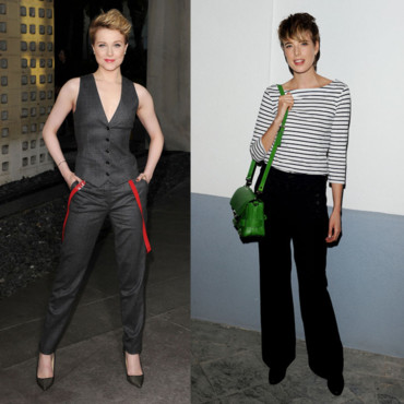 Evan Rachel Wood vs Agyness Deyn